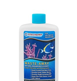 DR. TIM S AQUATICS DR TIM'S WASTE-AWAY SALTWATER AQUARIUM SOLUTION