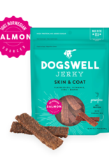 DOGSWELL, LLC DOGSWELL SKIN & COAT SALMON JERKY 12OZ