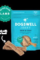 DOGSWELL, LLC DOGSWELL SKIN & COAT LAMB JERKY 10OZ