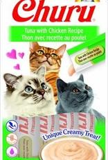 INNABA INABA CAT CHURU TUNA & CHICKEN 2OZ