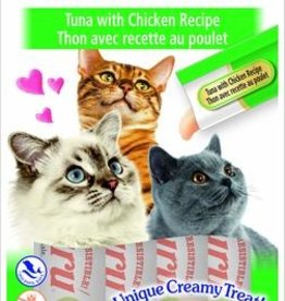 INNABA CIAO CAT CHURU TUNA & CHICKEN 2OZ