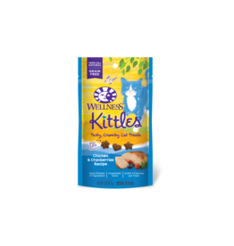 WELLPET LLC WELLNESS KITTLES CHICKEN & CRANBERRY 2OZ