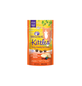 WELLPET LLC WELLNESS KITTLES TURKEY & CRANBERRY 2OZ