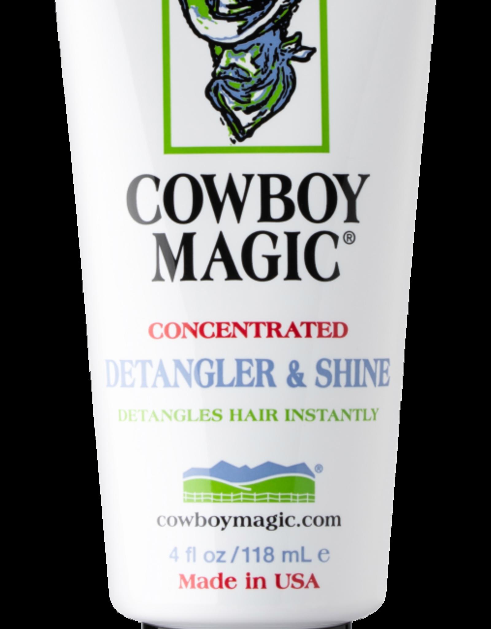 STRAIGHT ARROW PRODUCTS D COWBOY MAGIC DETANGLER 1 OZ