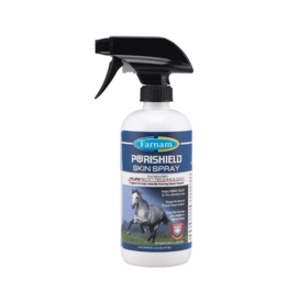 DURVET/EQUINE           D PURISHIELD SKIN SPRAY 16OZ pvf disc.