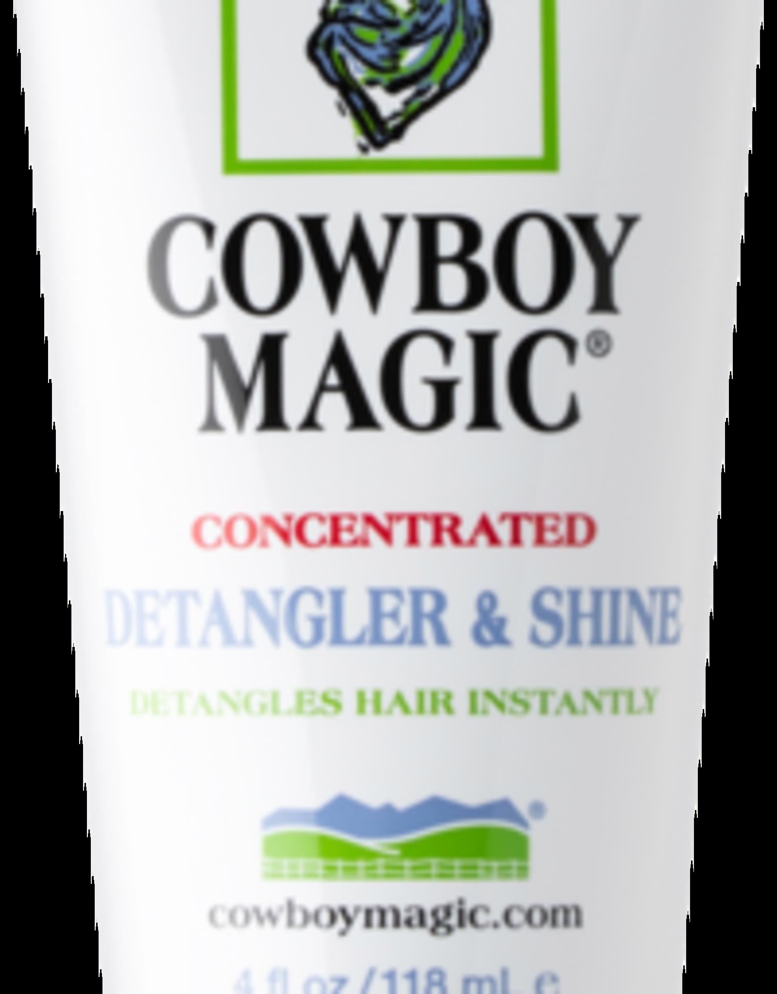 CHARMAR LAND & CATTLE CO COWBOY MAGIC DETANGLER/SHINE  4OZ