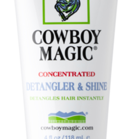 CHARMAR LAND & CATTLE CO COWBOY MAGIC DETANGLER/SHINE  4OZ