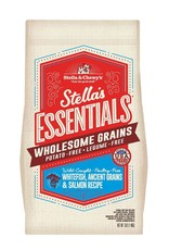 STELLA & CHEWY'S LLC STELLA & CHEWY'S ESSENTIALS ANCIENT GRAINS WHITEFISH & SALMON 25LBS