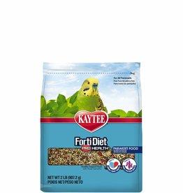KAYTEE PRODUCTS INC KAYTEE FORTI-DIET PRO HEALTH PARAKEET 2LBS