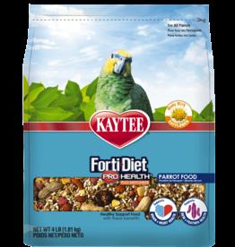 KAYTEE PRODUCTS INC KAYTEE FORTI-DIET PRO HEALTH W/SAFFLOWER PARROT 4LBS