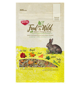 KAYTEE PRODUCTS INC KAYTEE FOOD FROM THE WILD FORAGING BLEND RABBIT 4LBS