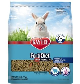 KAYTEE PRODUCTS INC KAYTEE FORTI-DIET PRO HEALTH JUVENILE RABBIT 5LBS