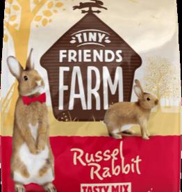 SUPREME PETFOODS LIMITED TINY FARM FRIENDS RUSSELL RABBIT TASTY MIX 6LBS