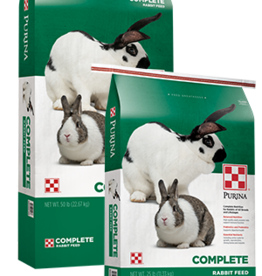 PURINA MILLS, INC. PURINA RABBIT CHOW COMPLETE 50LBS