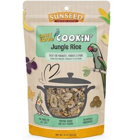 VITAKRAFT SUN SEED, INC. SUNSEED CRAZY GOOD COOKIN' JUNGLE RICE 16OZ