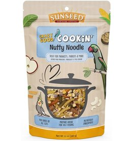 VITAKRAFT SUN SEED, INC. SUNSEED CRAZY GOOD COOKIN' NUTTY NOODLE 12OZ discontinued pvff