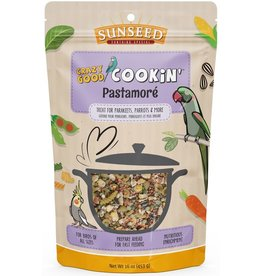 VITAKRAFT SUN SEED, INC. SUNSEED CRAZY GOOD COOKIN' PASTAMORE 16OZ