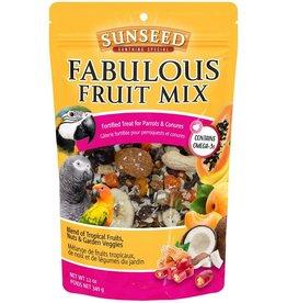 VITAKRAFT SUN SEED, INC. SUNSEED FANTASY FRUIT PARROT & CONURE 12OZ