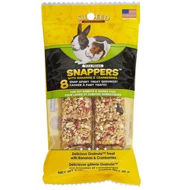 VITAKRAFT SUN SEED, INC. SUNSEED SNAPPERS BANANAS & CRANBERRIES