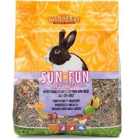 VITAKRAFT SUN SEED, INC. SUNSEED SUN-FUN RABBIT 3.5LBS
