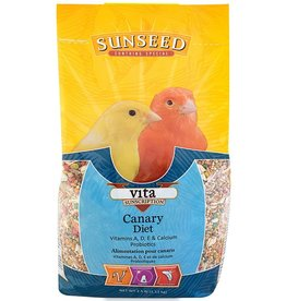 VITAKRAFT SUN SEED, INC. SUNSEED VITA CANARY 2.5LBS