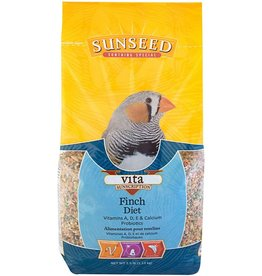 VITAKRAFT SUN SEED, INC. SUNSEED VITA FINCH 2.5LBS