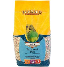 VITAKRAFT SUN SEED, INC. SUNSEED VITA PARAKEET 25LBS