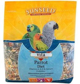 VITAKRAFT SUN SEED, INC. SUNSEED VITA PARROT 3.5LBS