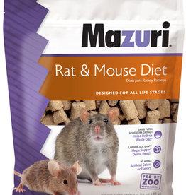PURINA MILLS, INC. MAZURI RAT & MOUSE DIET 2LBS