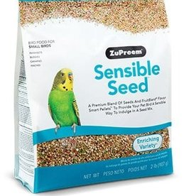 ZUPREEM ZUPREEM SENSIBLE SEED SMALL BIRD 2LBS