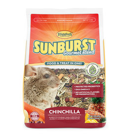THE HIGGINS GROUP CORP. HIGGINS SUNBURST GOURMET BLEND CHINCHILLA 3LBS
