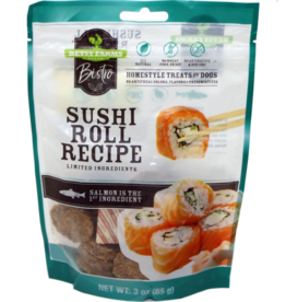BETSY FARM BISTRO SUSHI ROLL 8OZ discontinued pvff