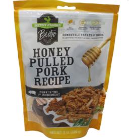 BETSY FARM BISTRO HONEY PULLED PORK 8OZ