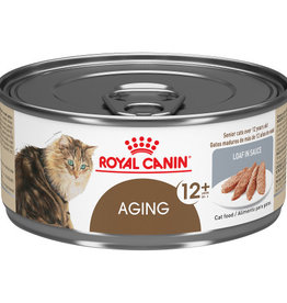 ROYAL CANIN ROYAL CANIN AGING CAT 12+ SLICES IN GRAVY 3OZ CASE OF 24.