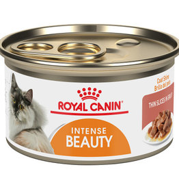 ROYAL CANIN ROYAL CANIN CAT CAN INTENSE BEAUTY THIN SLICES 3OZ CASE OF 24
