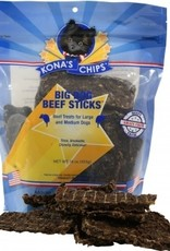 KONA'S CHIPS BIG DOG BEEF STICKS 8OZ