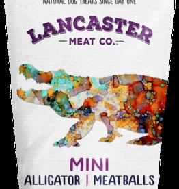 LANCASTER MEAT CO. ALLIGATOR MINI MEATBALLS 4OZ