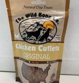 THE WILD BONE CO. CHICKEN CUTLET 4.5OZ