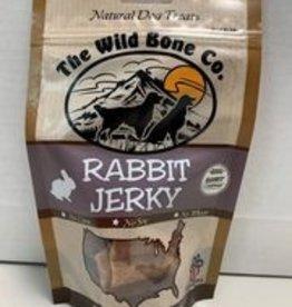 THE WILD BONE CO. RABBIT JERKY 2.25OZ