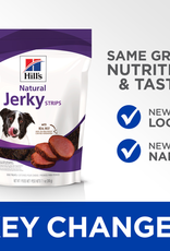 SCIENCE DIET HILL'S NATURAL JERKY STRIPS BEEF 7.1OZ