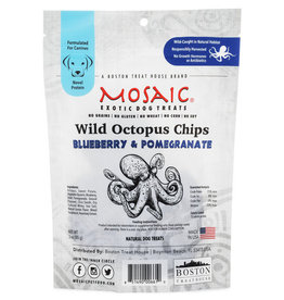 MOSAIC WILD OCTOPUS CHIPS BLUEBERRY & POMEGRANATE 3OZ