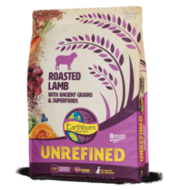 EARTHBORN EARTHBORN DOG UNREFINED ANCIENT GRAINS ROASTED LAMB 25LBS