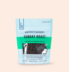 BOCCE'S BAKERY DOG TRAINING SUNDAY ROAST 6OZ