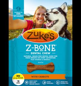 ZUKES ZBONE MINI CARROT 18/POUCH discontinued pvff