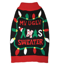 ETHICAL PRODUCTS, INC. HOLIDAY SWEATER DOG TOY