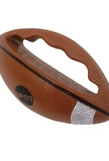 """ETHICAL PRODUCTS, INC. EZ CATCH FOOTBALL, 8.25"""" DOG TOY"""