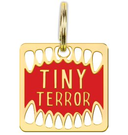 PRIMITIVES BY KATHY PET CHARM - TINY TERROR