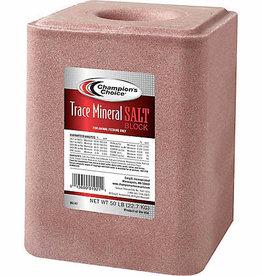 SALT BLOCK TRACE MINERAL 50LBS