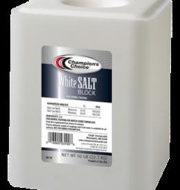 INTERNATIONAL SALT CO. SALT BLOCK PLAIN 50LBS