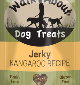 WALK ABOUT KANGAROO DOG JERKY 5.5OZ